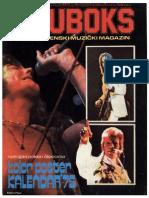 Dzuboks No.004 1975