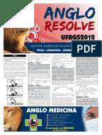 AngloResolve UFRGS2012 Fis Lit Ing Esp