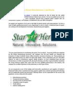 Sesamin Extract Manufacturers   starhiherbs