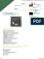 Comandos Para GNU_Linux - Taringa!