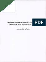Program GKL