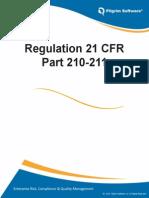 Regulation21CFRPart210-211