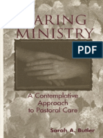 Kontemplatif-Misitry-Sarah a. Butler Caring Ministry a Contemplative Approach to Pastoral Care 1999