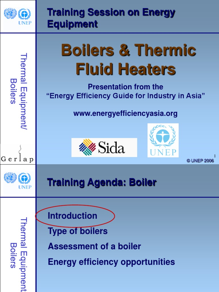 Boilers and Thermic Fluid Heaters | Boiler | Combustion