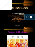 Acute Ottitis Media