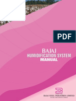 Humidification Manual
