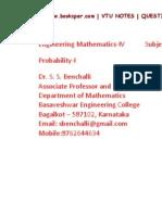 Unit 6 Probability I