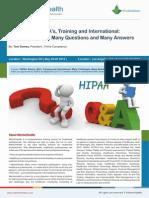 HIPAA Basics Training
