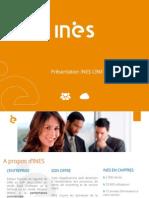 Présentation INES CRM 2014