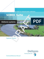 SOBEK 3 Technical Reference Manual