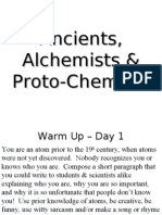 Ancients to Alchemists