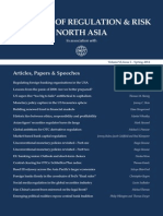 Journal of Regulation & Risk - North Asia, Volume VI, Issue I, Spring 2014