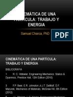 Cnematica de La Particula_ Trabajo y Energia - Week 13