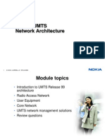 UMTS Network Architecture_Oct2004