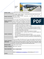Logistic Service Center Project Info (1)