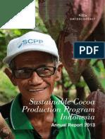 Cocoa Program Implementation_Annual Report #SC 2013
