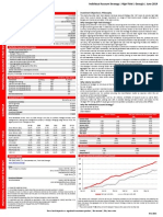 Liberty Securities Individual Account Strategy Factsheet - June 2014