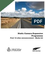 Static Camera Expansion Programme Media Kit