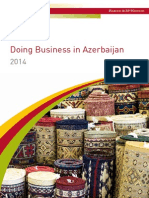Doing Business Azerbaijan