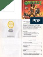 Gauntlet - 1985 - Tengen Ltd.