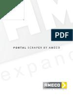 Ameco Portal Scraper