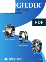 RINGFEDER Keyless Shaft & Hub Connections