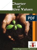 9. Charter of Positive Values