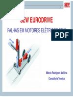 Curso Falhas Motores Eletricos 2004