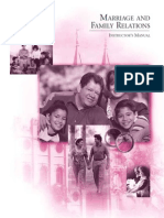 2011 01 00 Marriage and Family Relations Instructors Manual Eng