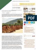 Direitos São Garantidos Para Povos Da Terra Indígena Raposa Serra Do Sol » Repórter Brasil