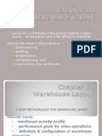Chapter 10 - Warehouse Layout