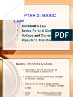 Basic Laws For Electronics