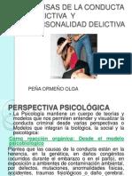 Analisis de La Conducta y Personalidad Delictiva-olga