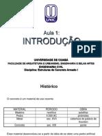 Concreto i - Aula 01 - Introducao_20130901111828