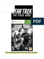 Star Trek the Video Game Preview - Bandai Namco Games - FuTurXTV & Funk Gumbo Radio - 4-15-2013