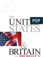 The US and UK in Prophecy