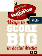5 Ways Your Brand Can Score Big in Social Media