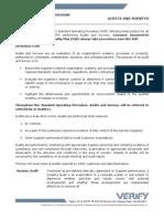 6_Audits and Surveys - SoP_INSTR 75-03P-02