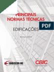 Principais Normas Técnicas - Edificações Versão Dezembro 2013