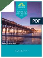 Summer 2014 Quarterly Park & Program Guide.