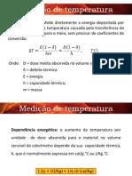Dosímetro Calorímetro- 2014-Debs