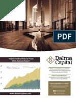 Dalma Unifed Return Fund Annual Report