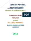 CASO CLÌNICO Nº1 - Fisologia Proptosis