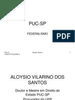 Federalismo Aula 1 1⪠Parte 2013