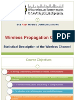 05 Statistical Description of the Wireless Channel Largescalefading - 01