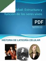 Ppt 4.Historia de La Teoria Celular