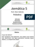 Poliedros_Ifms