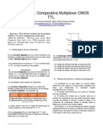 Comparativa CMOS TTL