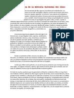 Historia Del Libro Dario Osses