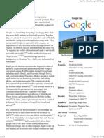 Google - Wikipedia, The Free Encyclopedia_Part1